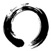 Gyakorlás shihan Réti Istvánnal a zen-do szellemében